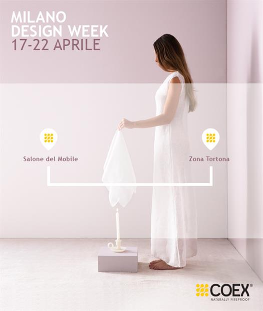 Milan Design Week 2018 Coex